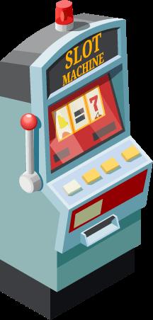 slot machine at OCBB