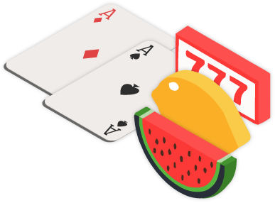 from cards to slot symbols