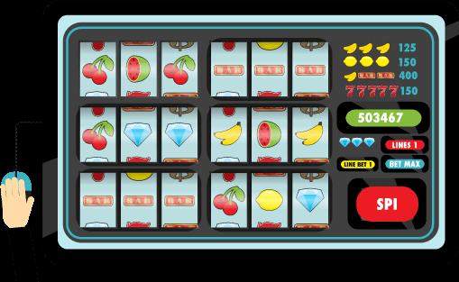 progressive slot game