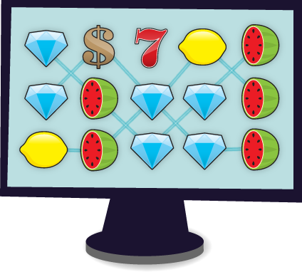 adjustable or fixed paylines