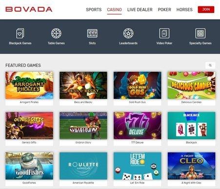 Bovada Casino Review | Online Gambling At Bovada