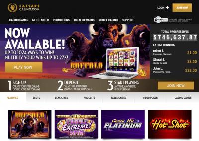 caesars-casino-screenshot