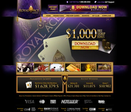 casino reviews online royals online