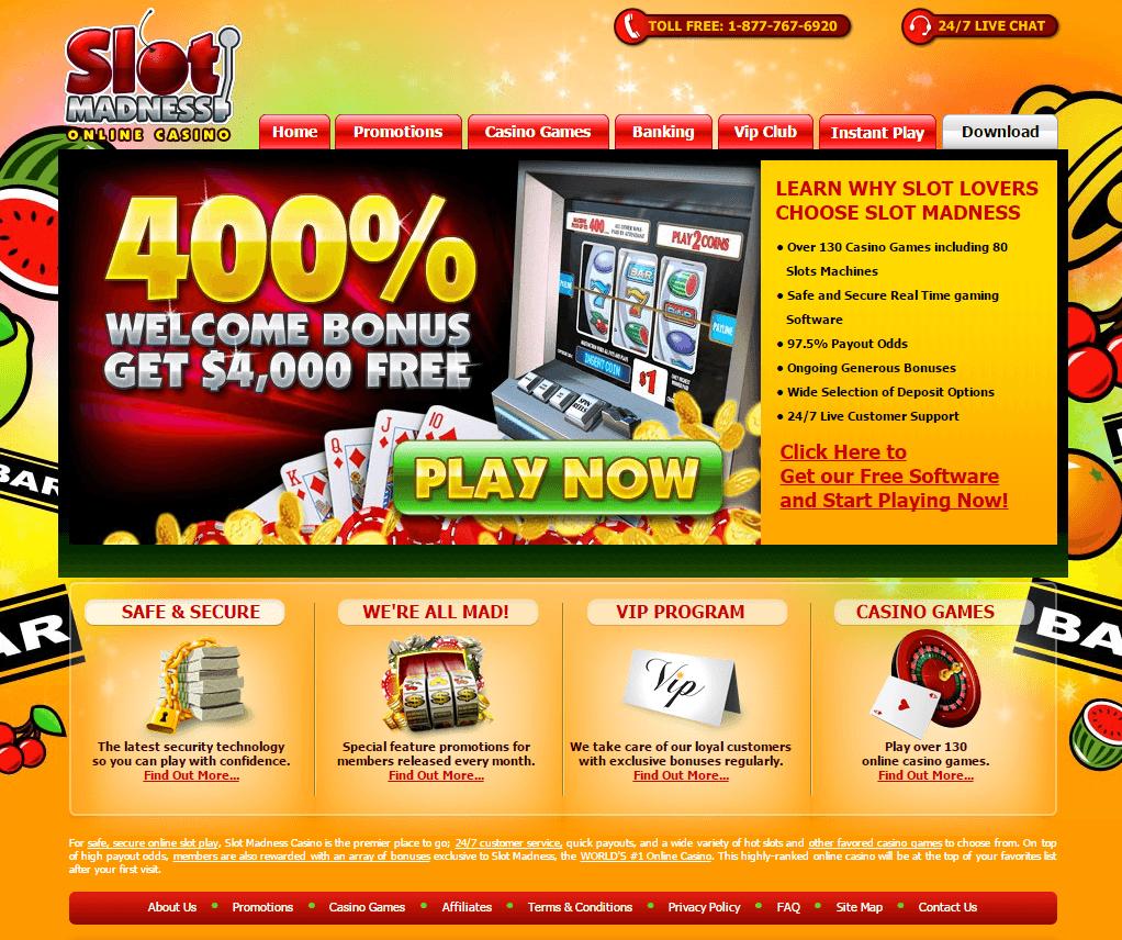slot-madness-casino-screenshot