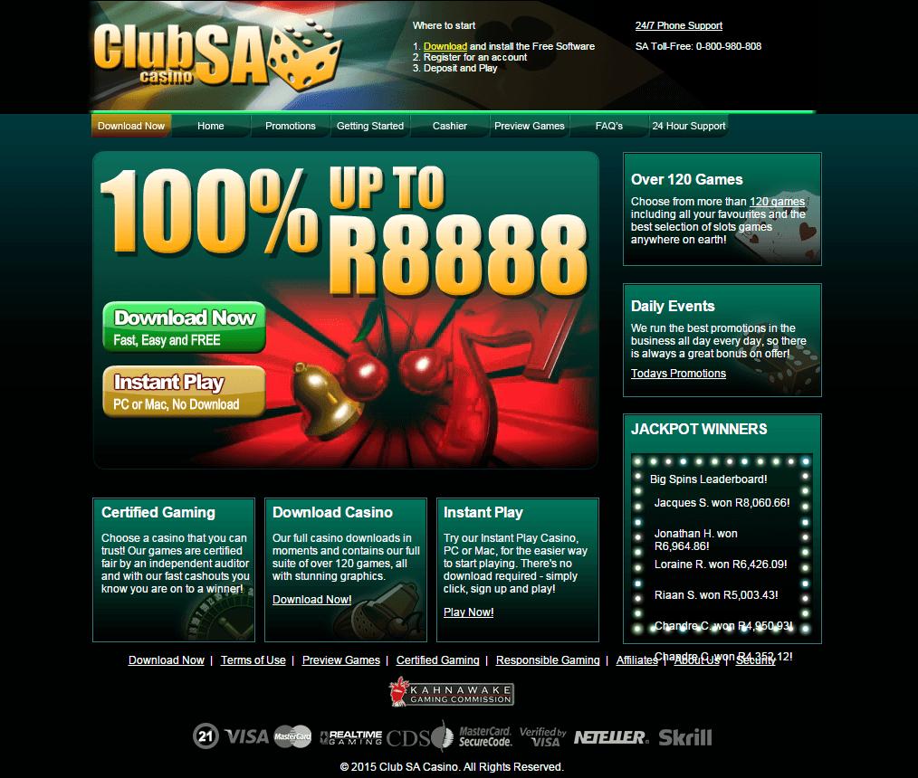 club-sa-casino-screenshot