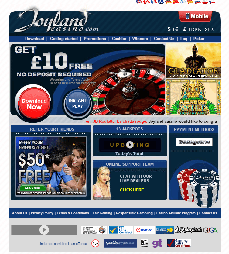 joyland-casino-screenshot