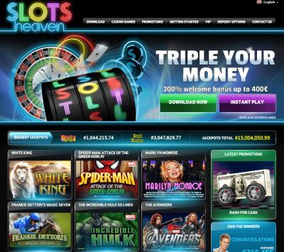 slots-heaven-casino-screenshot