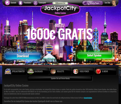 jackpot city kasino germany