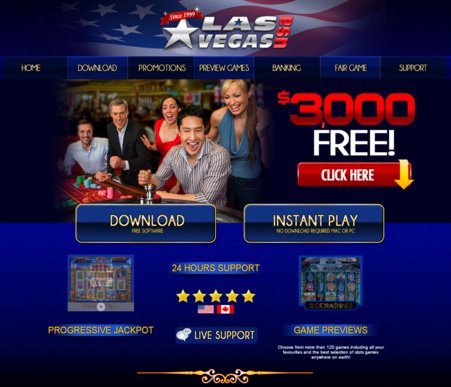 casino las vegas online reviews