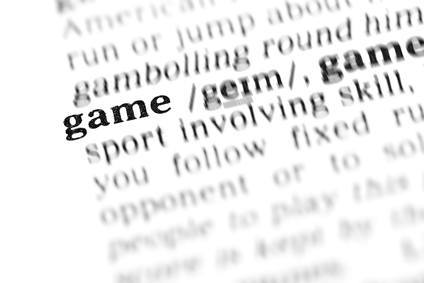 game (the dictionary project)