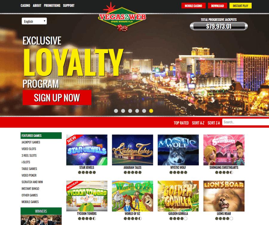 vegas2web-casino-screenshot