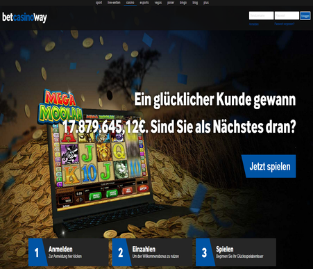 betway casino bewertung