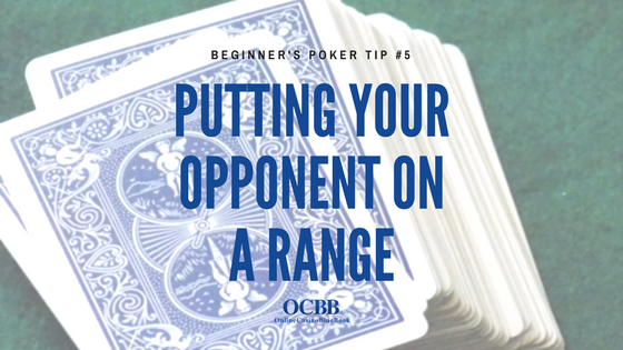 Putting Your Opponent on a Range