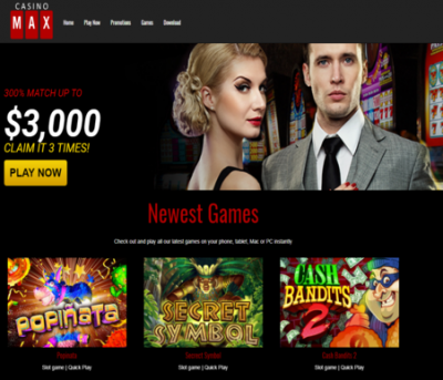 casino max online casino