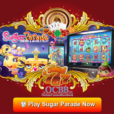 play sugar parade slots for free