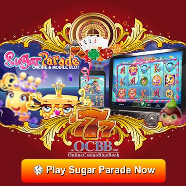 play sugar parade slots for free