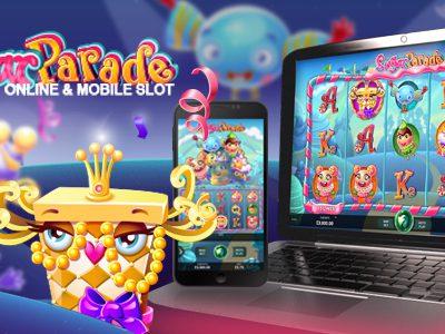 play sugar parade slots online
