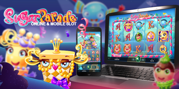 play sugar parade slots online