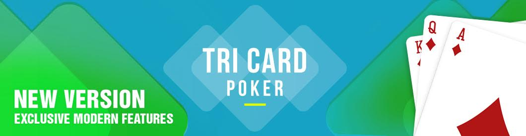 Tri Card Poker Upgrades