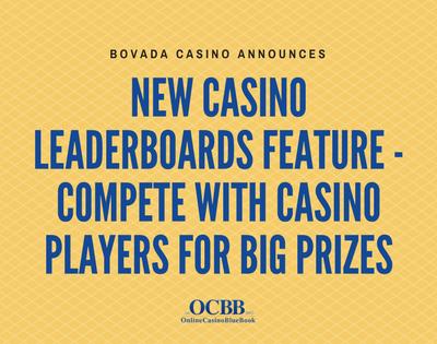 bovada announces new casino feature