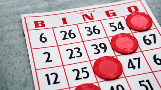 playing bingo health benefits