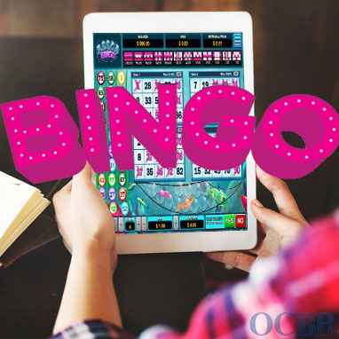playing bingo online