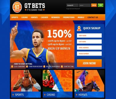 gt bets screenshot