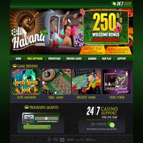 online gamers love old havana casino