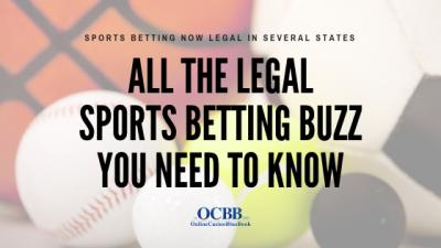 2018 legal sports betting