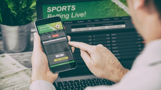 sports betting in america