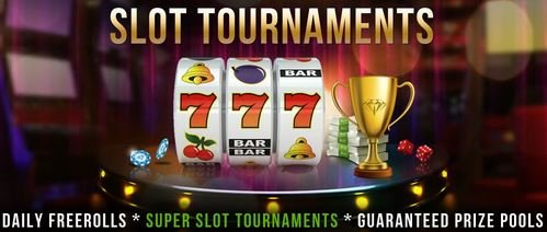 online slot tournaments diamond reels casino