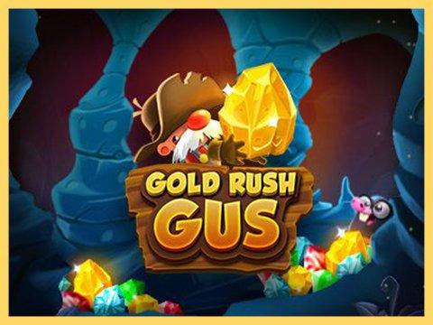 play gold rush gus slots at Bovada today