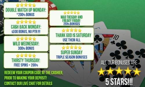 daily bonuses at lvusa casino
