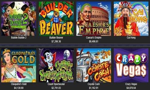 online slots at at las vegas usa