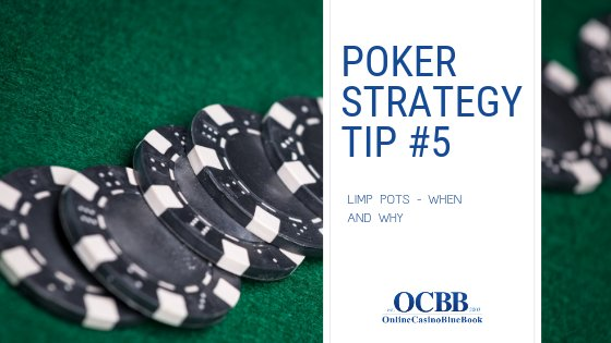 strategy for limp pots poker