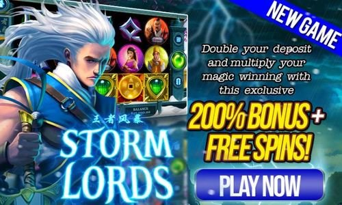 storm lords online slot