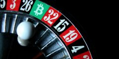 roulette table at online casino that accepts bitcoin