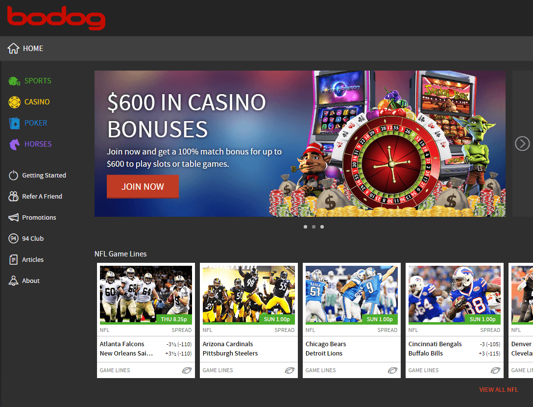 Bodog Casino Review | Online Gambling At Bodog Casino CA