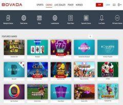 Bovada Casino Review- AU Version