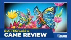 butterflies II slot game review