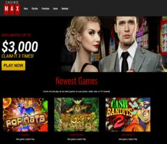 Casino Max Casino Review