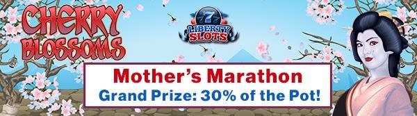 cherry blossom liberty casino tournament