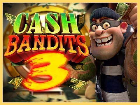 cash bandits 3 bonus of $5000 or 75 spins bonus at Diamond Reels casino