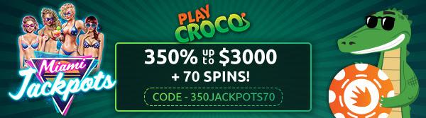 free spins 3000 play croco casino