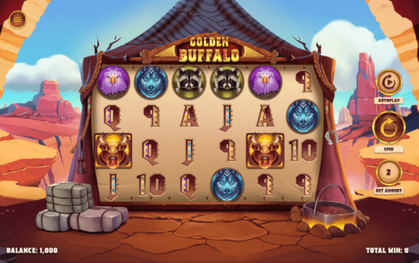 features of golden buffalo