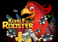 kung fu rooster slot machine