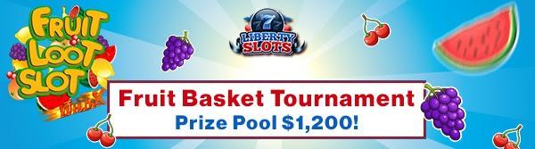 fruit loot slot tournament