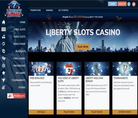 Liberty Slots Casino AU