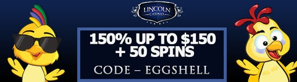 lincoln casino slot bonus