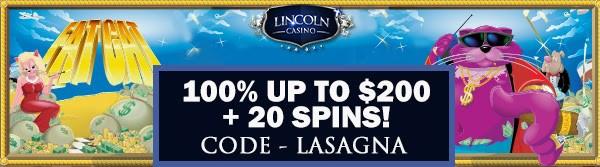 fatcat slots lincoln bonus july